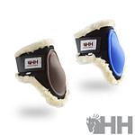 Protector HH Deluxe menudillo con borreguillo (par)