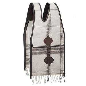 Alforjas HH Eco lana para sillas vaqueras