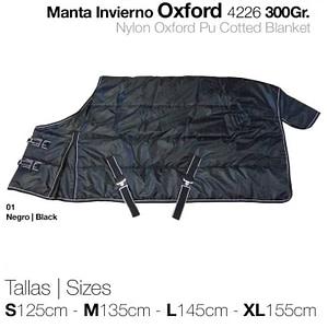 Manta de invierno Oxford (300g)