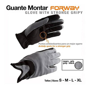 Guante Montar Forway Z73 XL